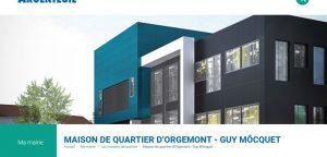 Inauguration de la Maison de Quartier d'Orgemont - Guy Moquet