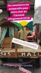 Carnaval d'Argenteuil @ Argenteuil