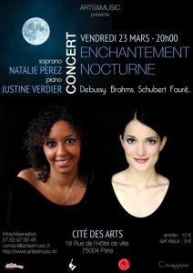 Enchantement Nocturne @ Cité internationale des arts | Paris | France
